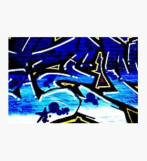 Graffiti 15 Photographic Print