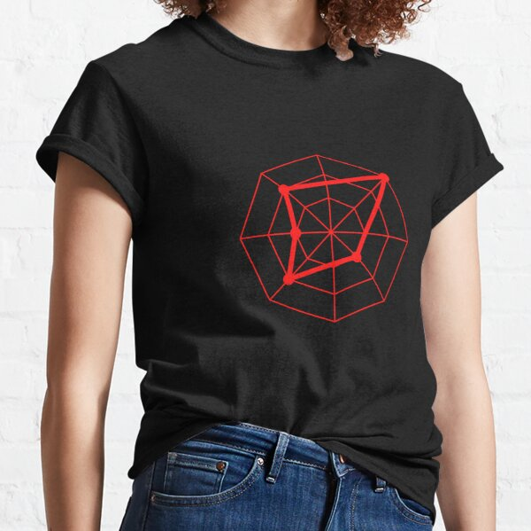Geometric Halloween_2 Classic T-Shirt