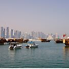 Qatar: Harbour Visions by Kasia-D