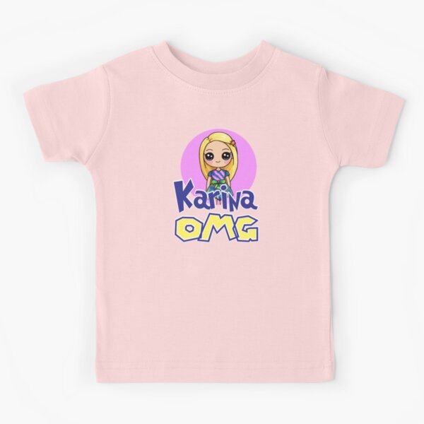 Karina kawaii omg Kids T-Shirt
