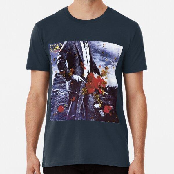 Yes - Tormato (1978) Premium T-Shirt
