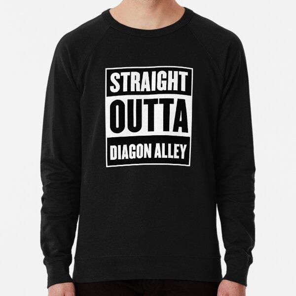 Straight outta Diagon Alley Lightweight Sweatshirt