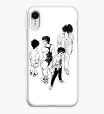 the spiritual squad iPhone XR Case