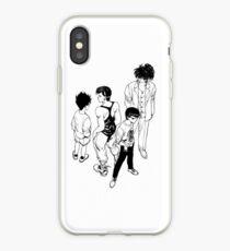 the spiritual squad iPhone Case