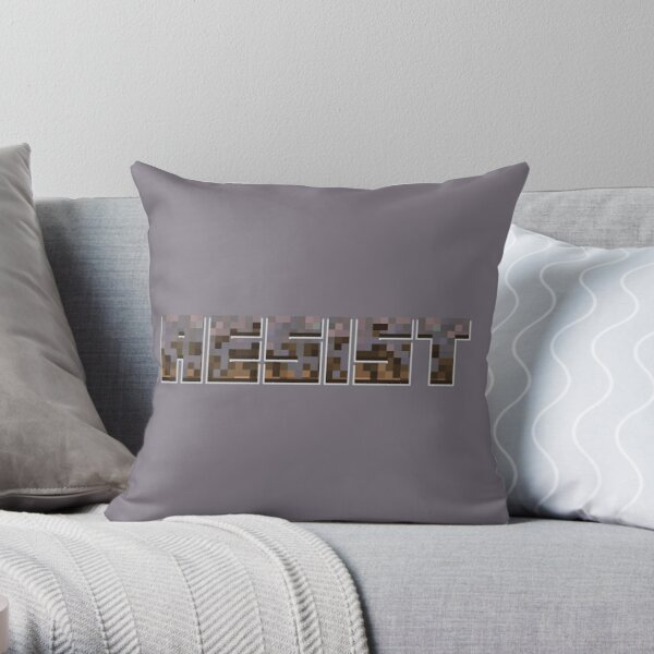 The Mycelium Resistance - Resist! Throw Pillow