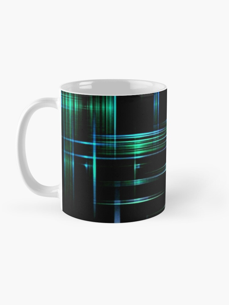 Alternate view of Time-Warp Mask Abstraction Mug