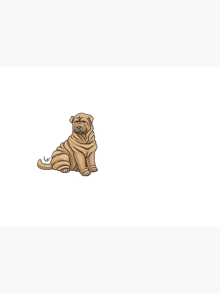 Chinese Shar Pei by jameson9101322