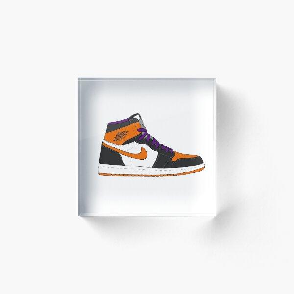 Custom sneaker #3 Acrylic Block