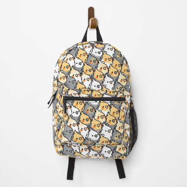 Chubby Cockatiel Party Backpack