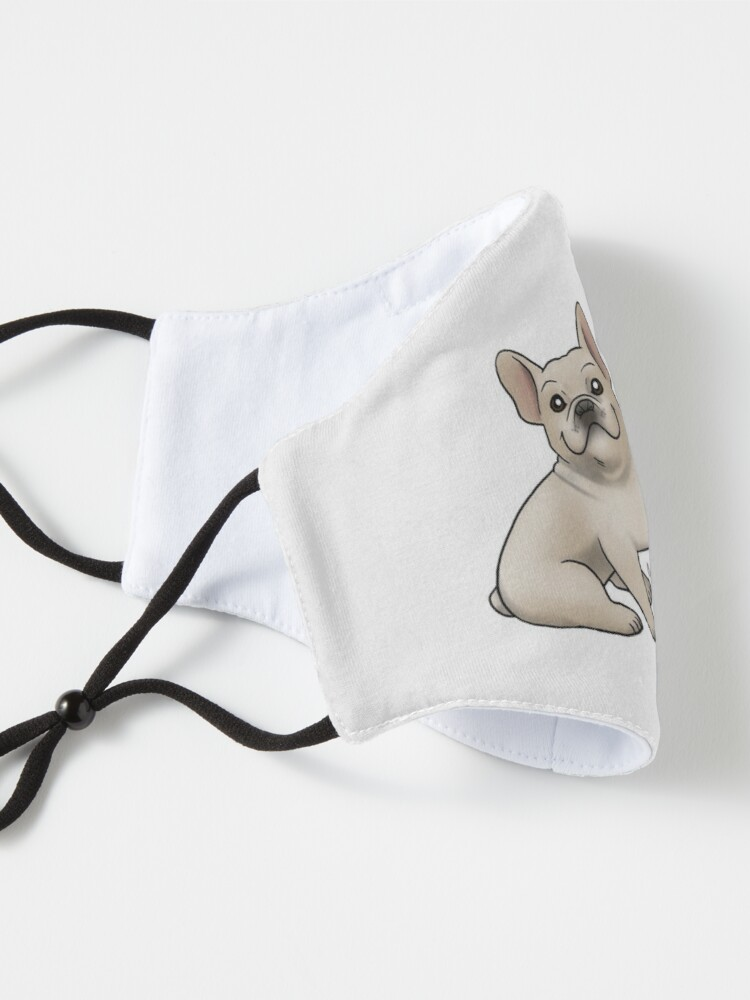 Alternate view of French Bulldog - Fawn Mask