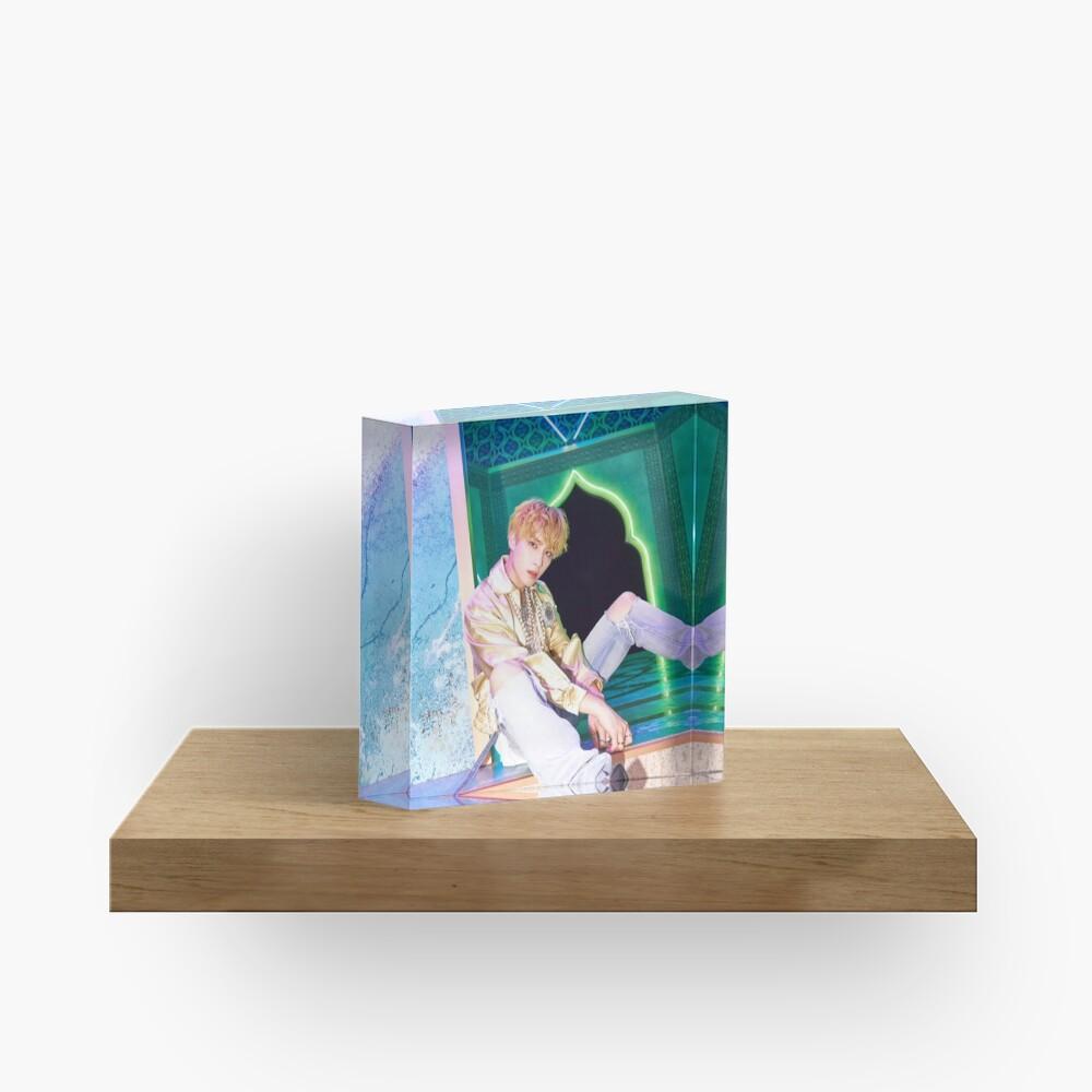 xiaojun - NCT U (Make a Wish) Acrylic Block