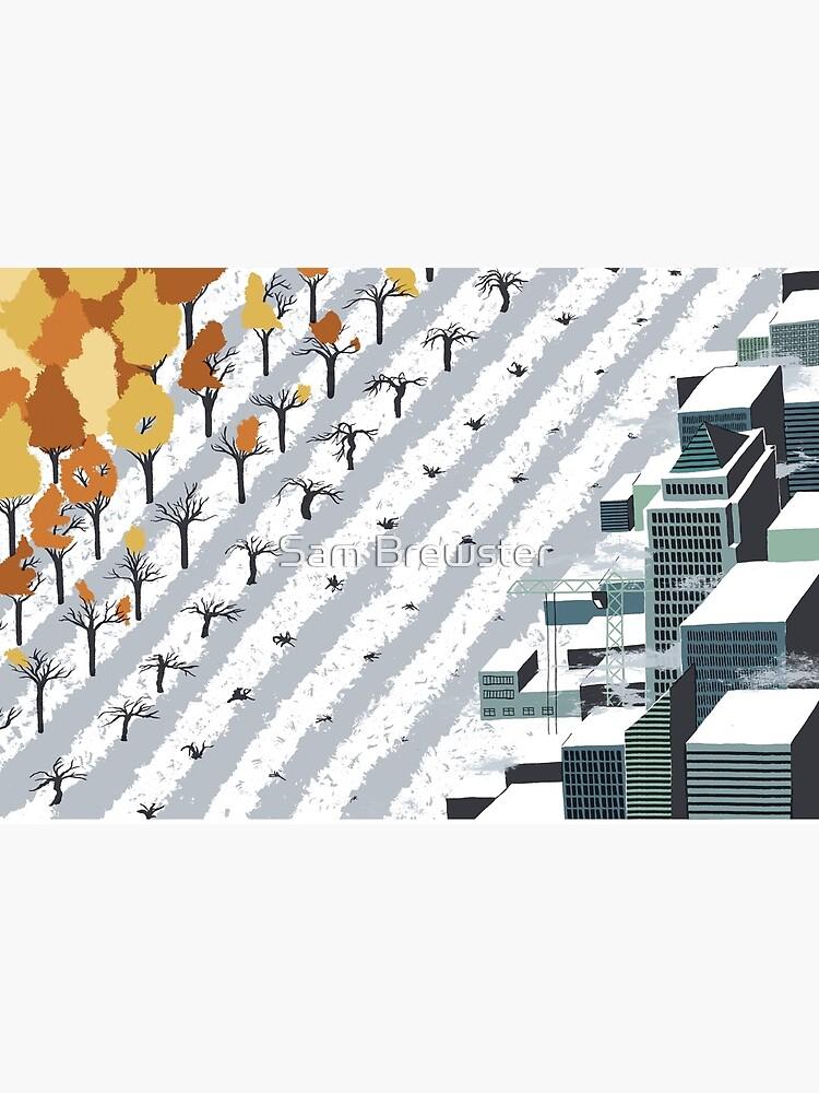 Urbanisation by sambrewster