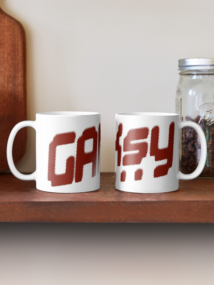 Alternate view of GANksy Mug