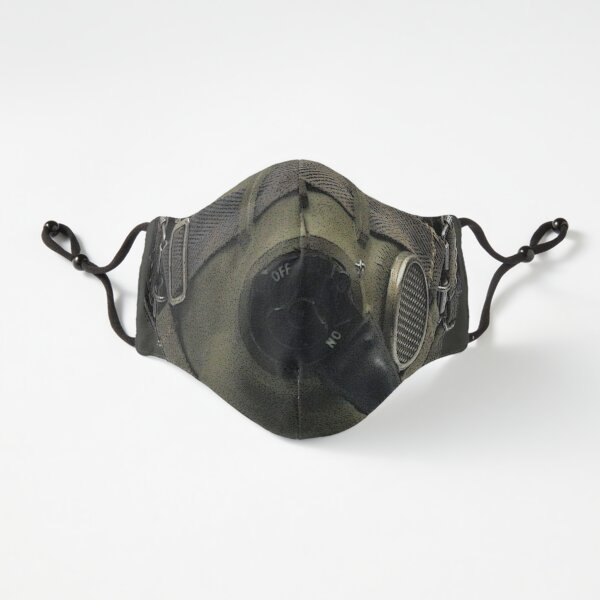 Basic Pilot Mask Fitted 3-Layer