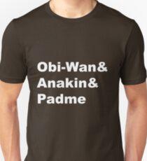 The Prequel Trio T-Shirt