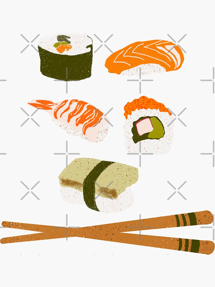 Sushi by emeraldlane