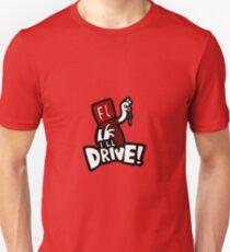 Flash will drive! Unisex T-Shirt