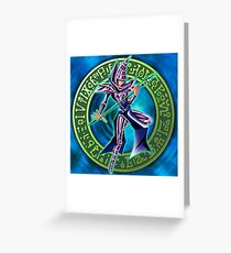 Dark Magician Greeting Card