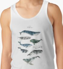 Whales Tank Top