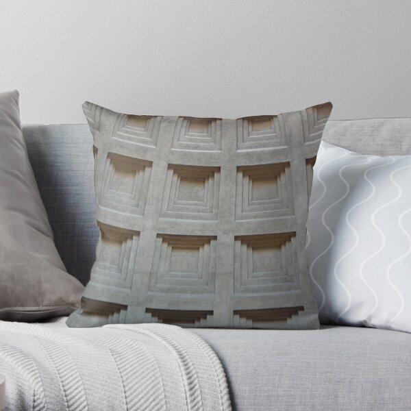 Pantheon 2 Throw Pillow
