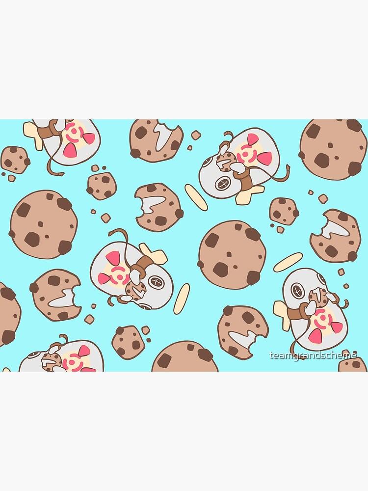Cherubas & Cookies (Blue) by teamgrandscheme