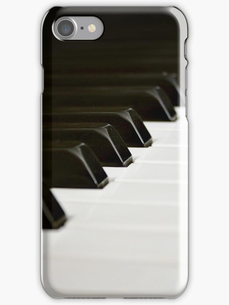 Piano Keys  by Vicki Field