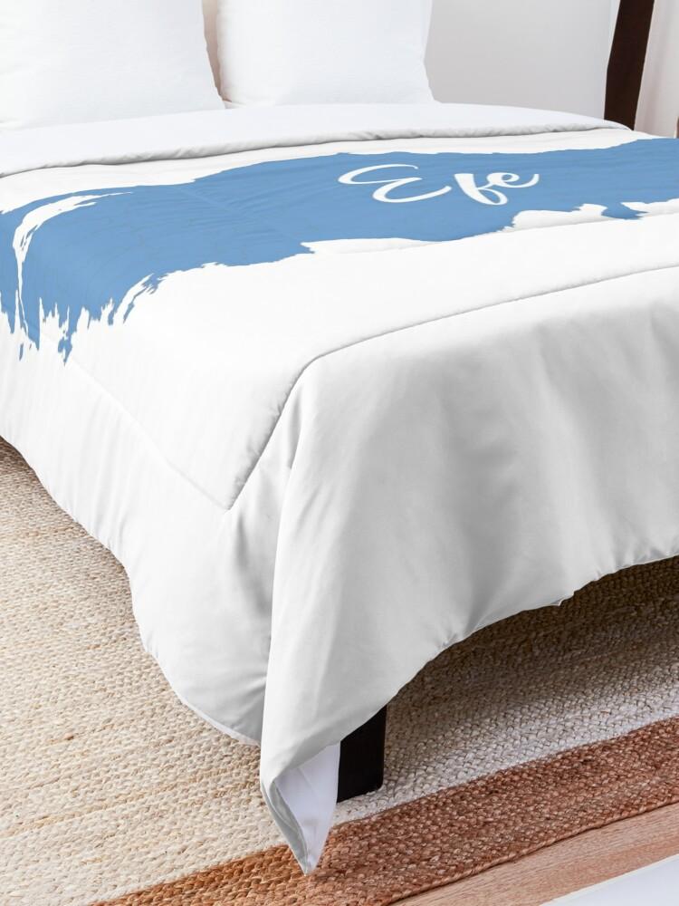 Alternate view of Efe Comforter