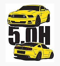 5.Oh Stang Photographic Print