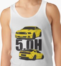 5.Oh Stang Tank Top