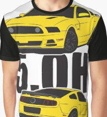 5.Oh Stang Graphic T-Shirt