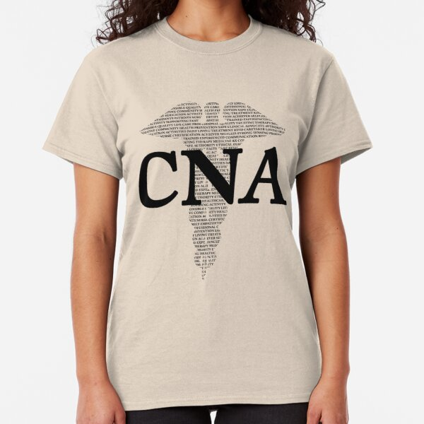 Certified Nursing Assistant Classic T-Shirt