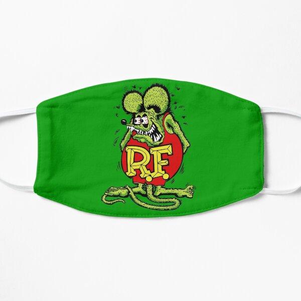 Rat Fink Sticker Mask