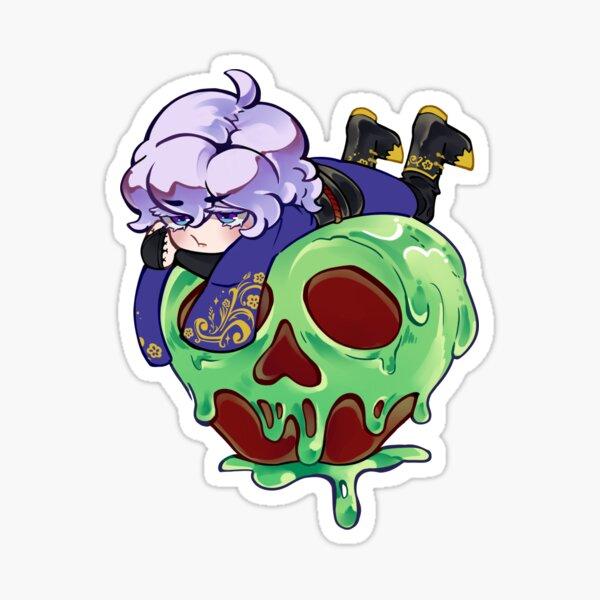 poison epel Sticker