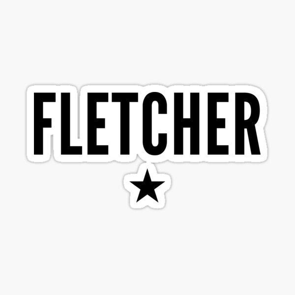 Fletcher is a Star Sticker