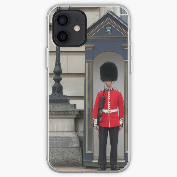 Queen's Guard iPhone Soft Case