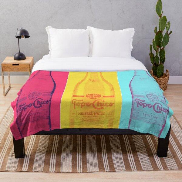 Topo Chico Throw Blanket