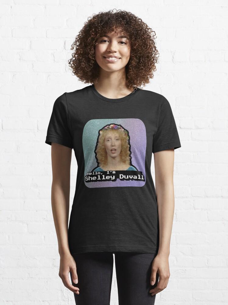 Alternate view of Hello, I'm Shelley Duvall Essential T-Shirt