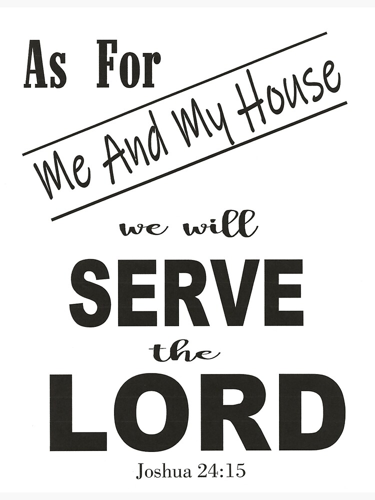 SERRVE THE LORD by artinkdesigns