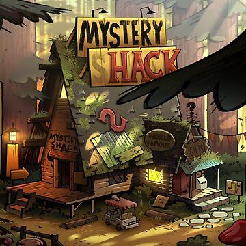 Mystery shack by Barrykend