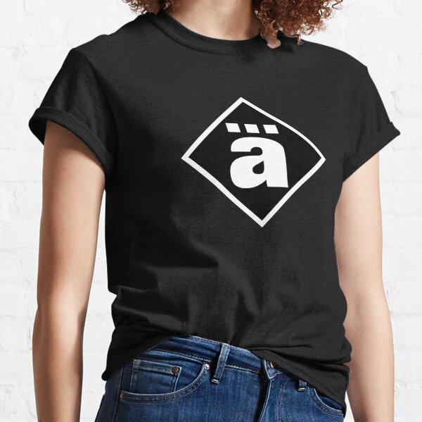 Die Ärzte Diamond Black Logo Classic T-Shirt