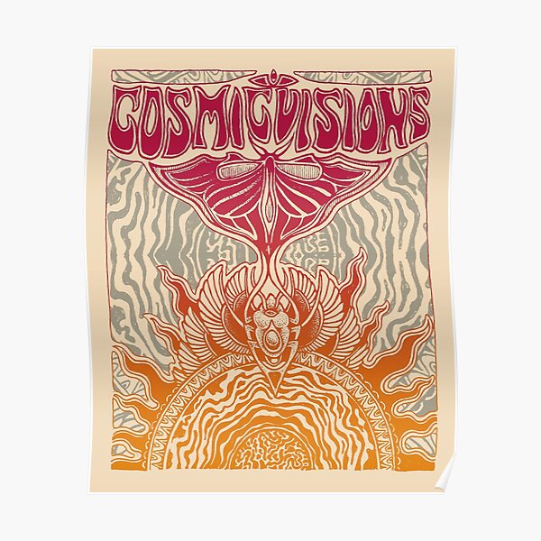 Cosmic Visions Poster