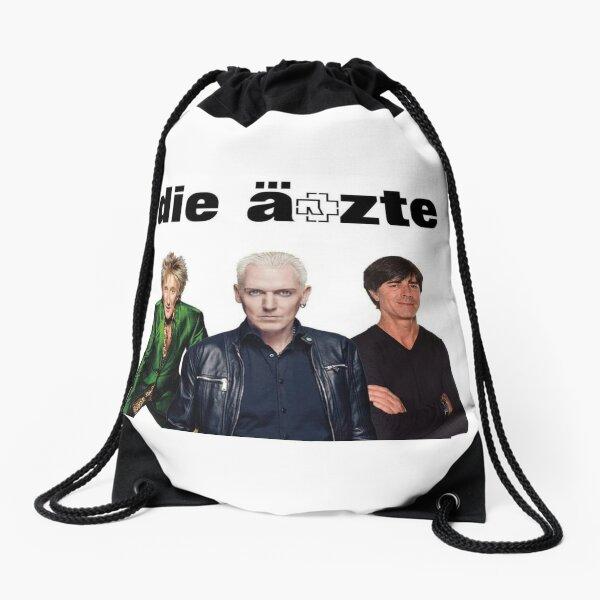 Die Ärzte Meme  Drawstring Bag