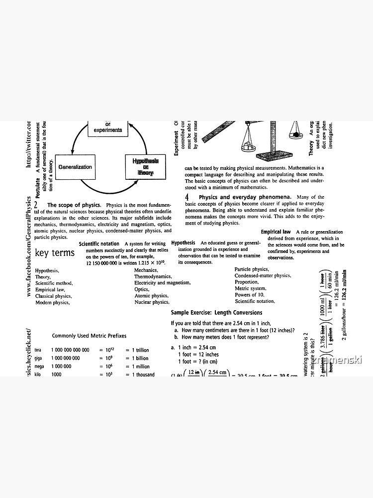General #Physics. Chapter 1. Physics, the Fundamental #Science #GeneralPhysics #FundamentalScience  by znamenski