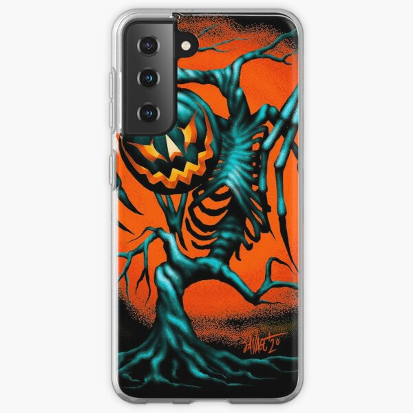 Tricker Tree Samsung Galaxy Soft Case