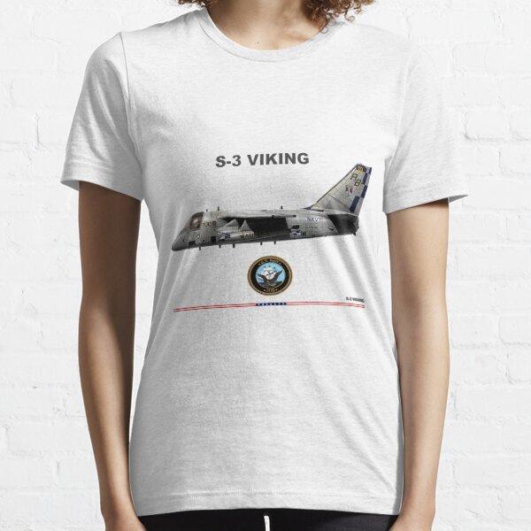S-3 Viking Essential T-Shirt