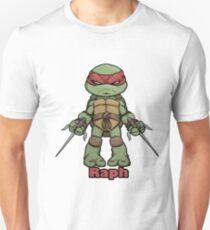 "Raph "" TMNT "" T-Shirt"