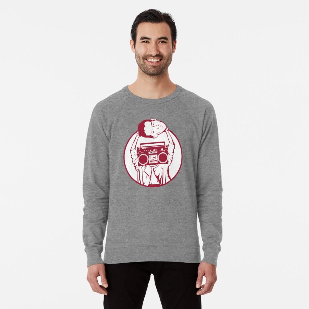 Don't Say Anything Lightweight Sweatshirt