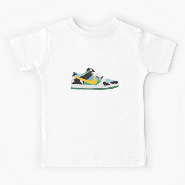 zapatos gruesos dunky sb dunk Camiseta para niños