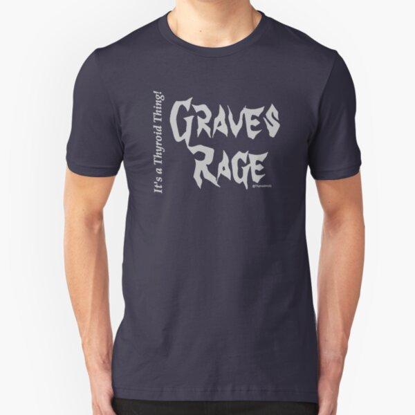 Graves Rage Slim Fit T-Shirt