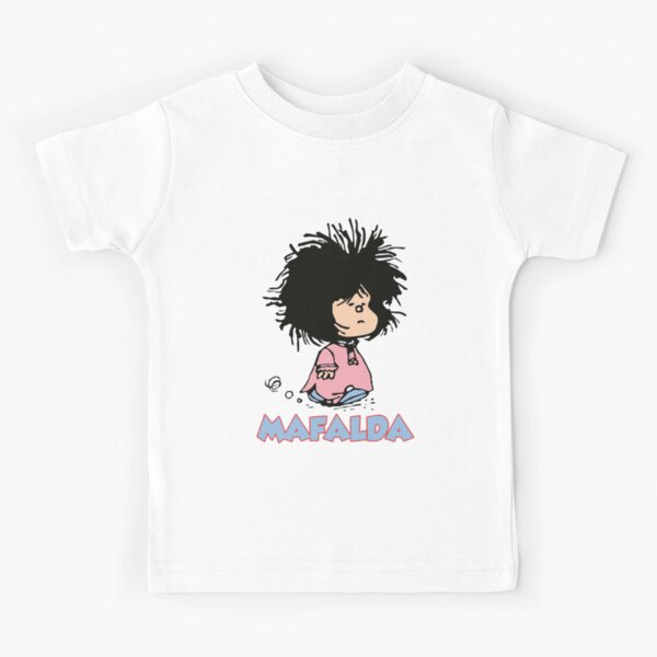 Mafalda Camiseta para niños